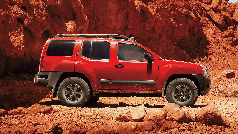 New Nissan Xterra Exterior Features