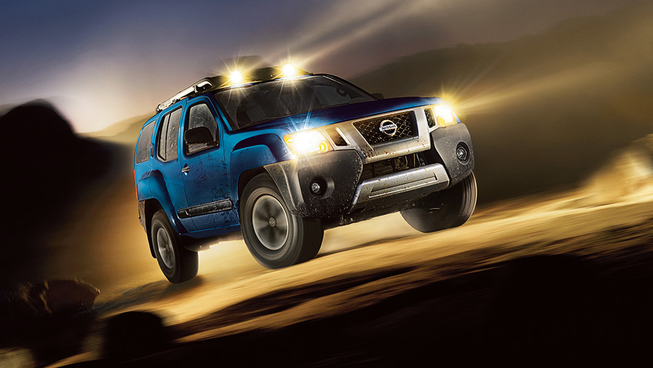 New Nissan Xterra Exterior image 1