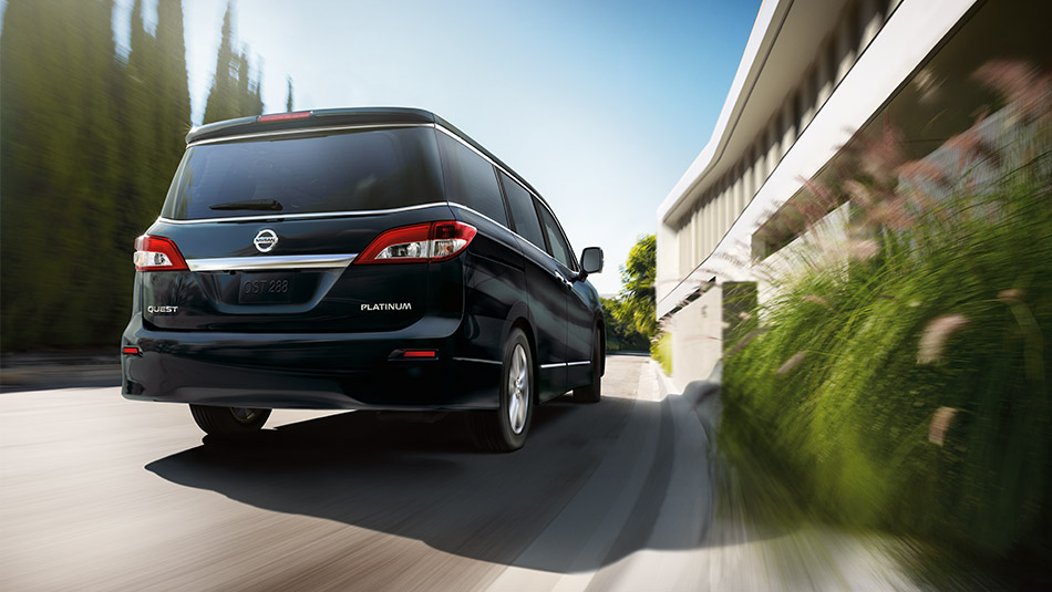 New Nissan Quest Exterior image 1