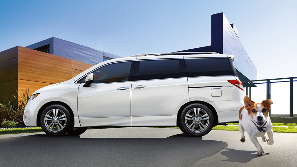 New Nissan Quest Exterior image 2