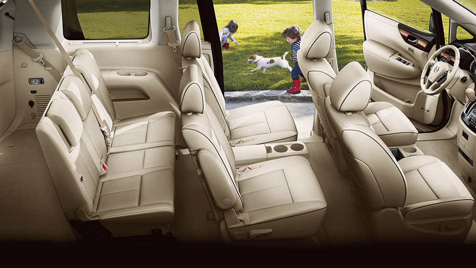 New Nissan Quest Interior image 1