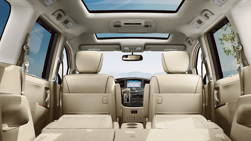 New Nissan Quest Interior image 2