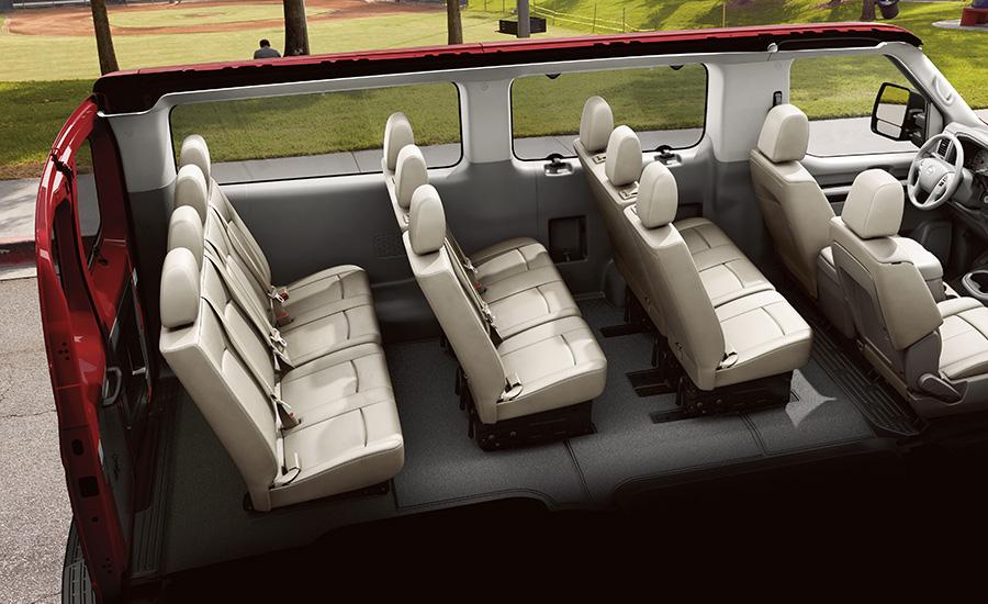 New Nissan NV Exterior image 1
