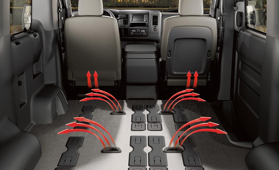 New Nissan NV Exterior image 2