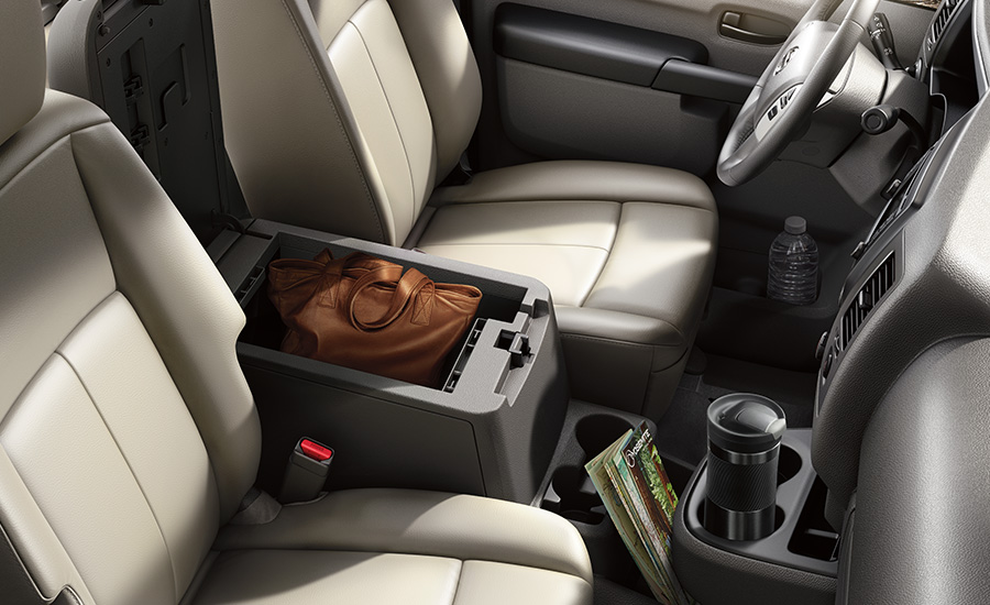 New Nissan NV Interior Image 1