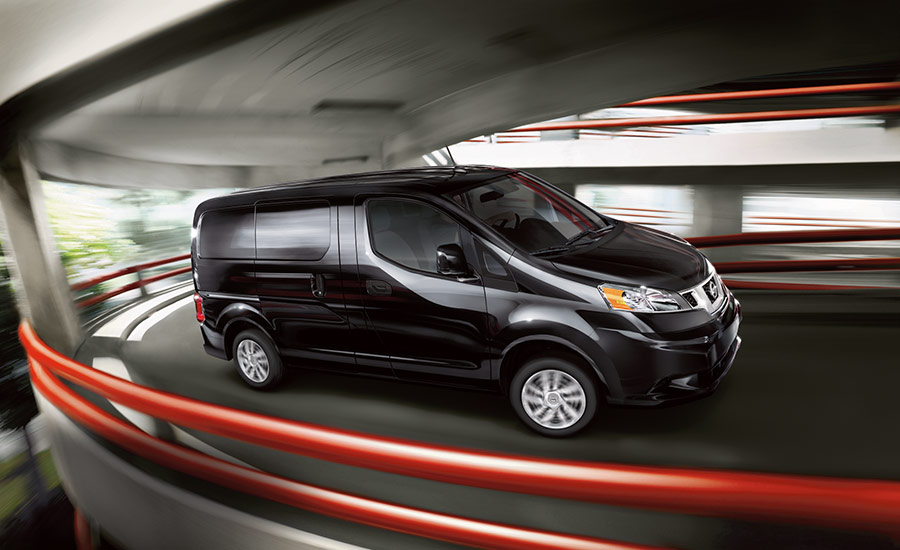 New Nissan NV200 Exterior image 1