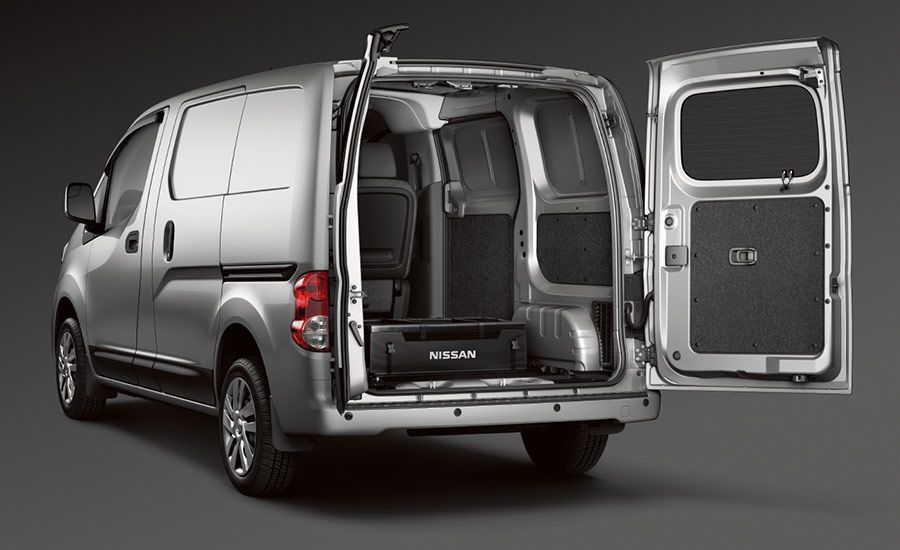 New Nissan NV200 Exterior image 2