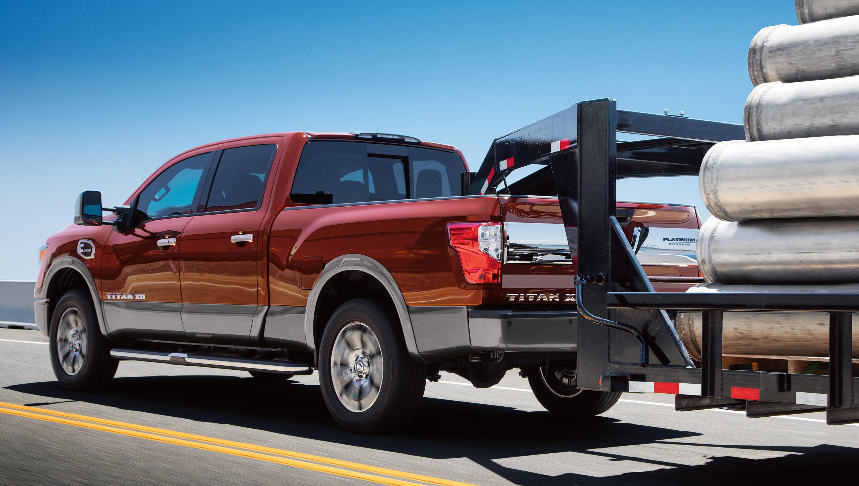 New Nissan Titan Lease fers Auburn WA