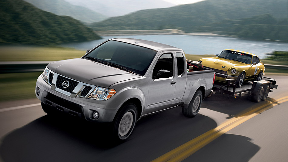 New Nissan Frontier Exterior image 1