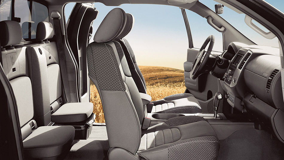 New Nissan Frontier Interior image 1