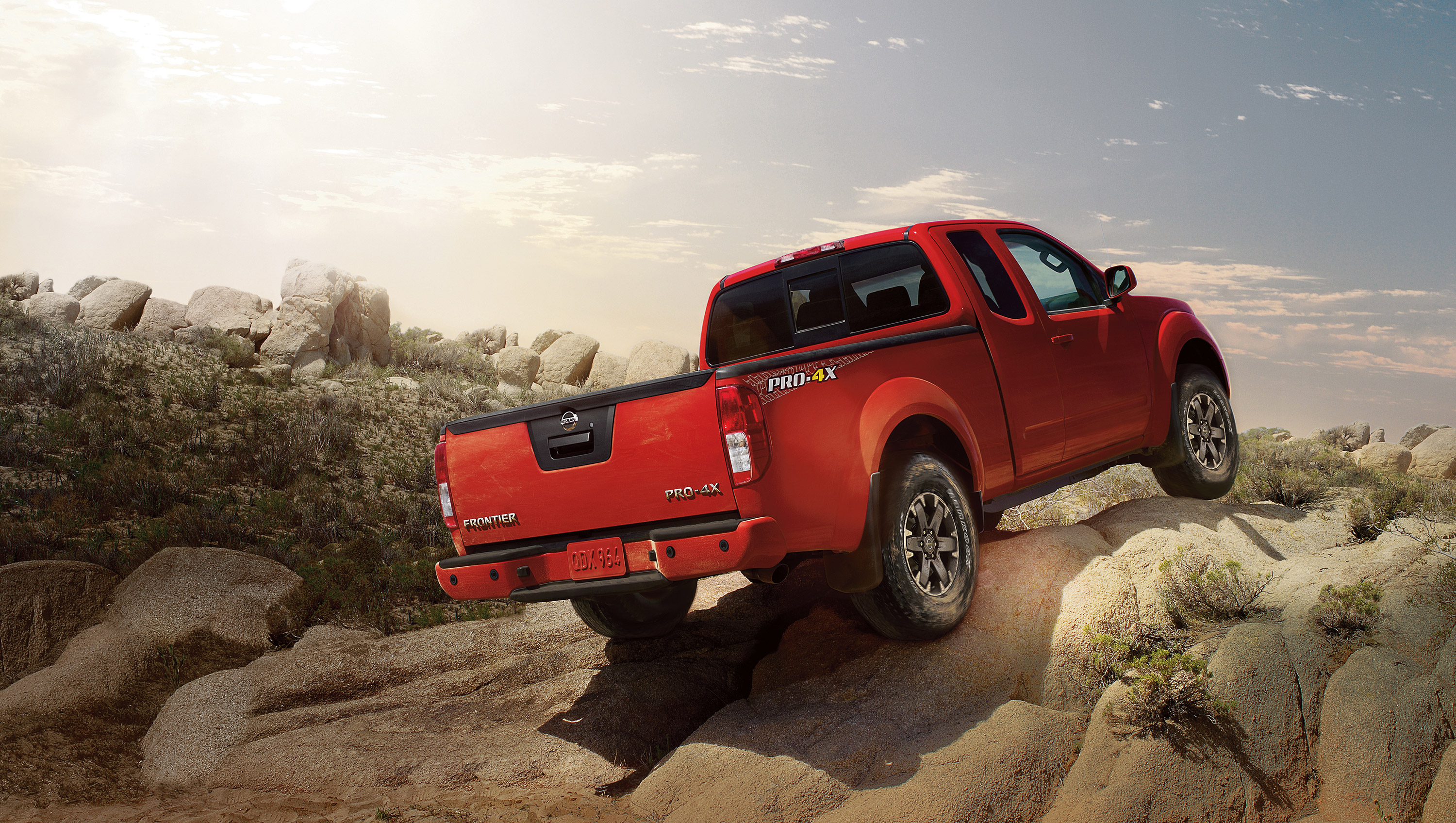 New Nissan Frontier Exterior main image