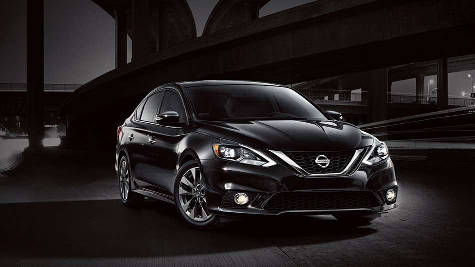 New Nissan Sentra Exterior image 1