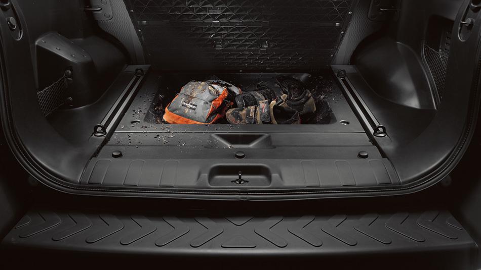 New Nissan Xterra Interior image 2