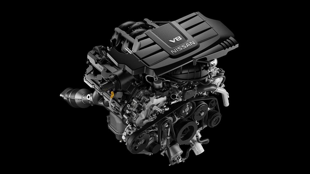 New Nissan Titan Exterior image 2