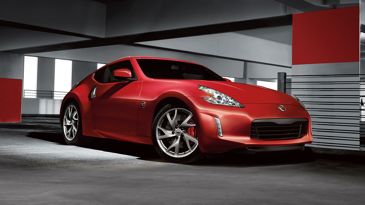 New Nissan 370Z Exterior image 2