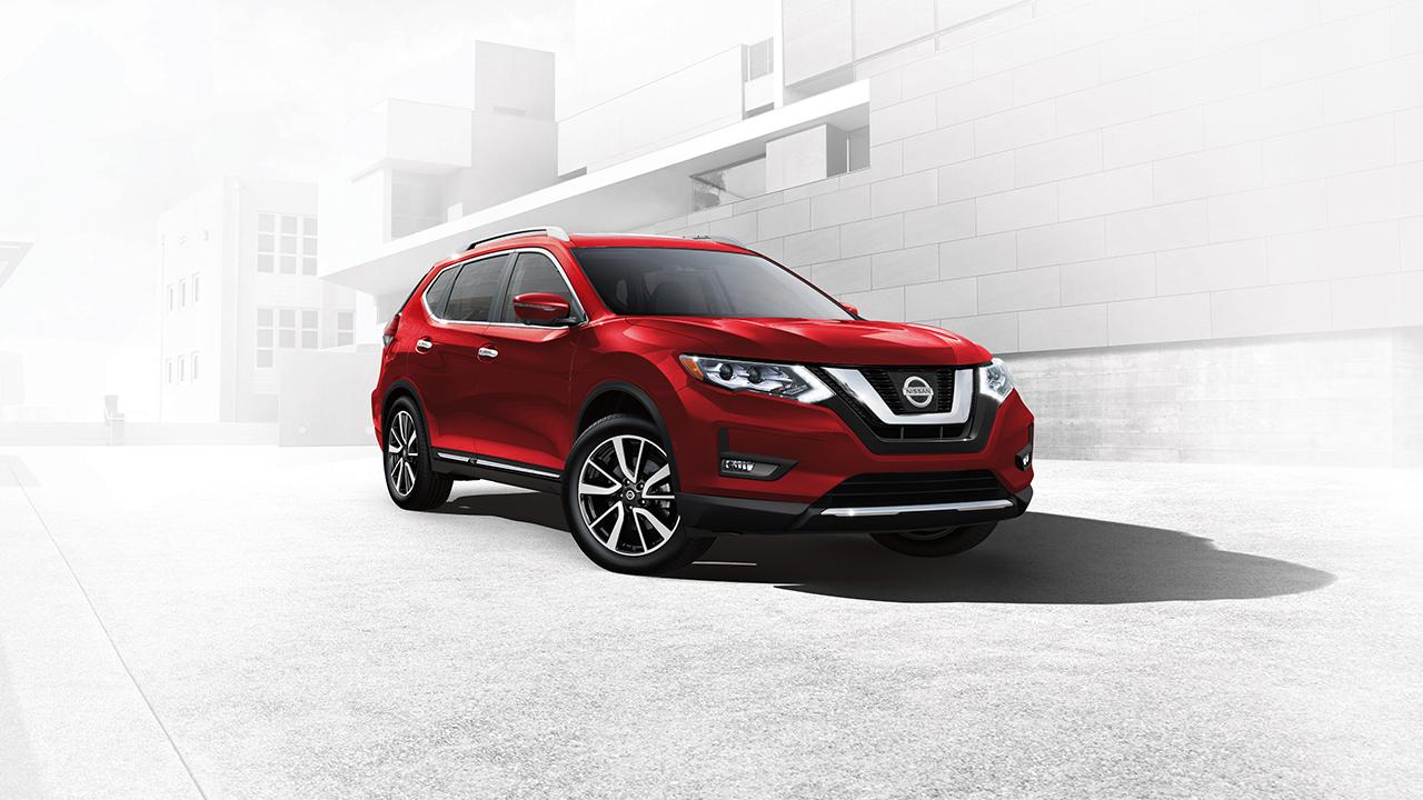 New Nissan Rogue Exterior image 1