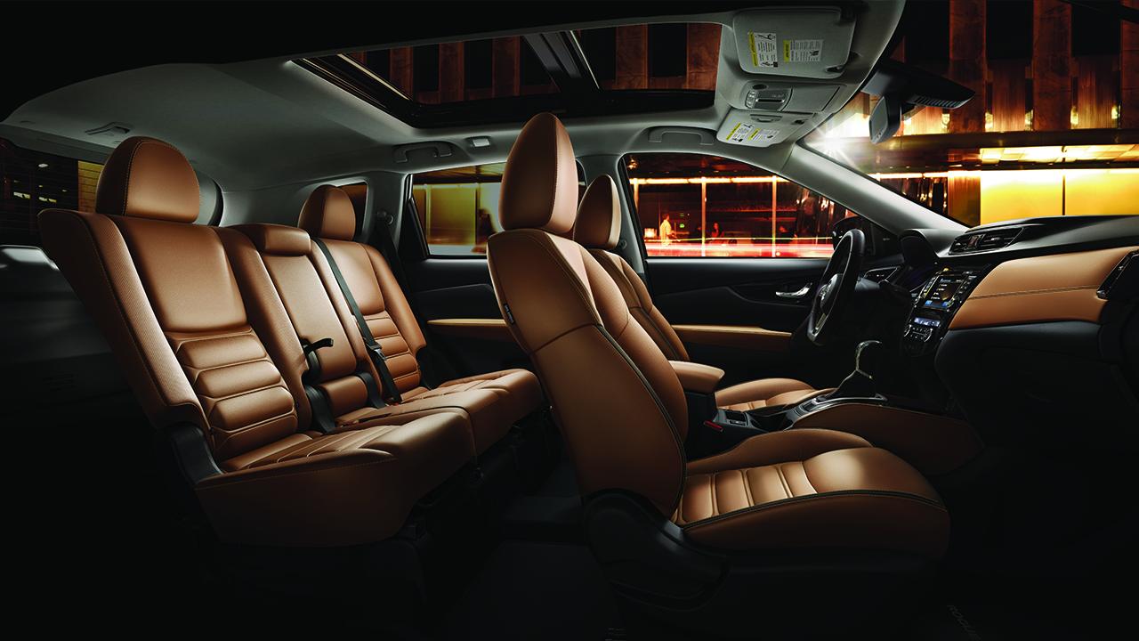 New Nissan Rogue Interior image 1