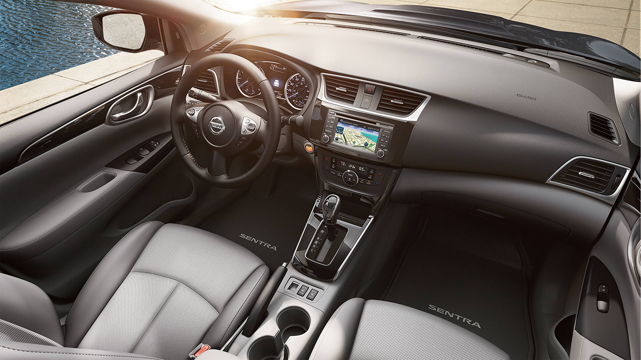 New 2017 sentra lease 90 new nissan interior image 1 vanachro Gallery