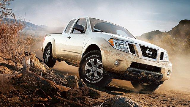 New Nissan Frontier Exterior image 2