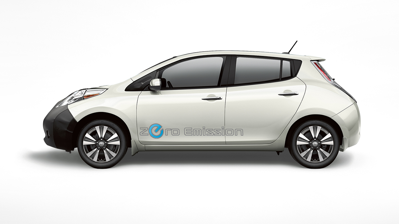 nissan white deals offers leaf glacier and special lease