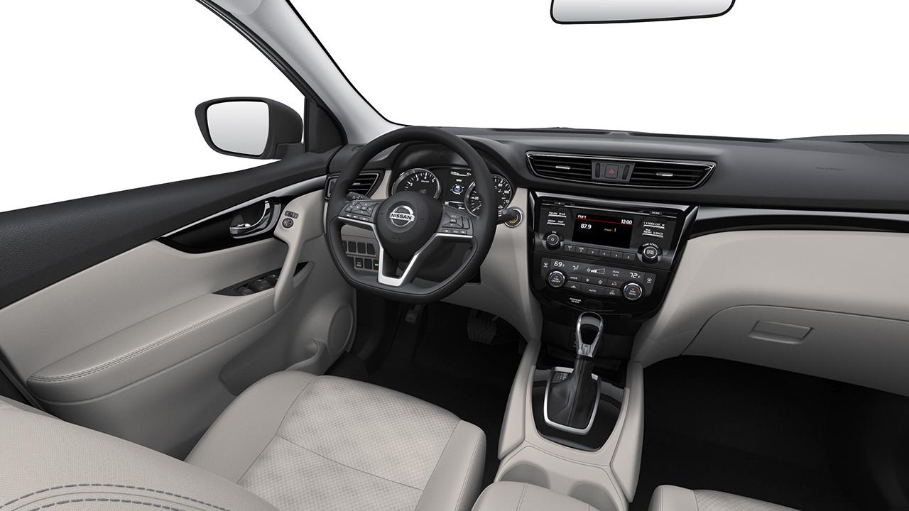 Nissan rogue sport lease finance offers morries brooklyn park mn new nissan rogue sport interior image 1 vanachro Choice Image