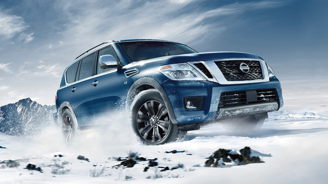 New Nissan Armada On Sale At Jeff Wyler Nissan Eastgate In OH