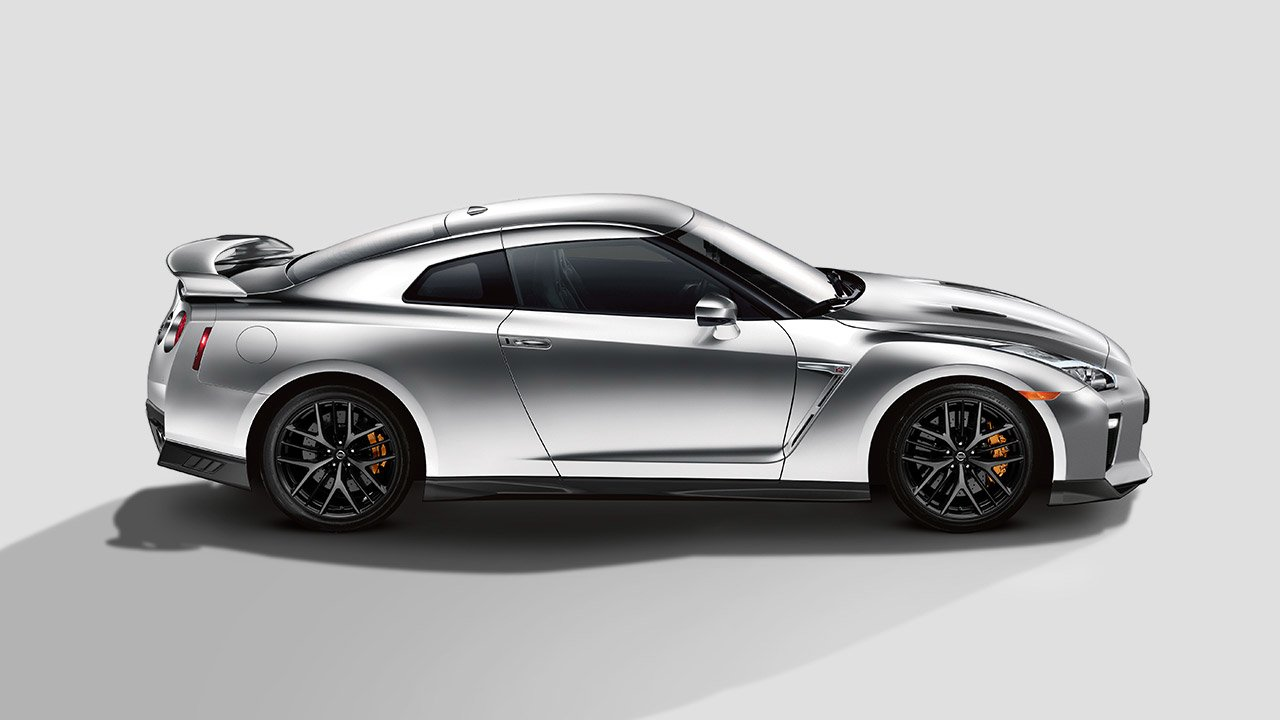 New Nissan GT R Exterior Features