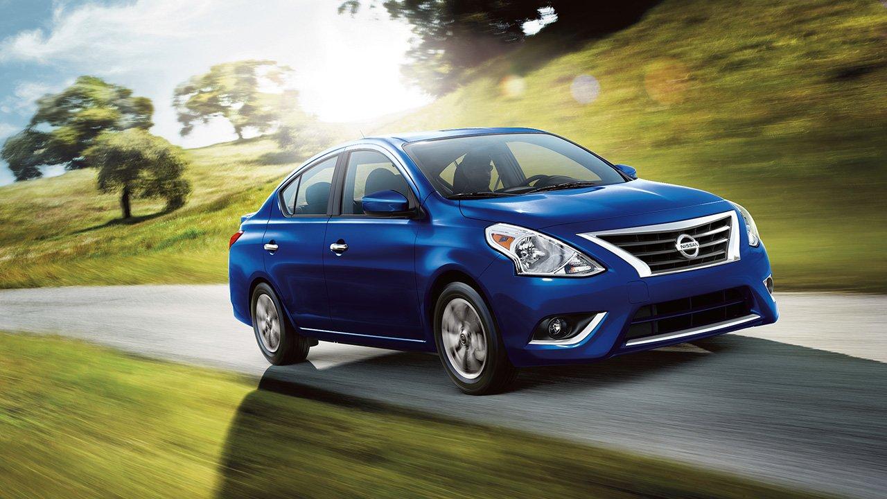 versa las nissan united for driving highway sale original exterior vegas in sedan