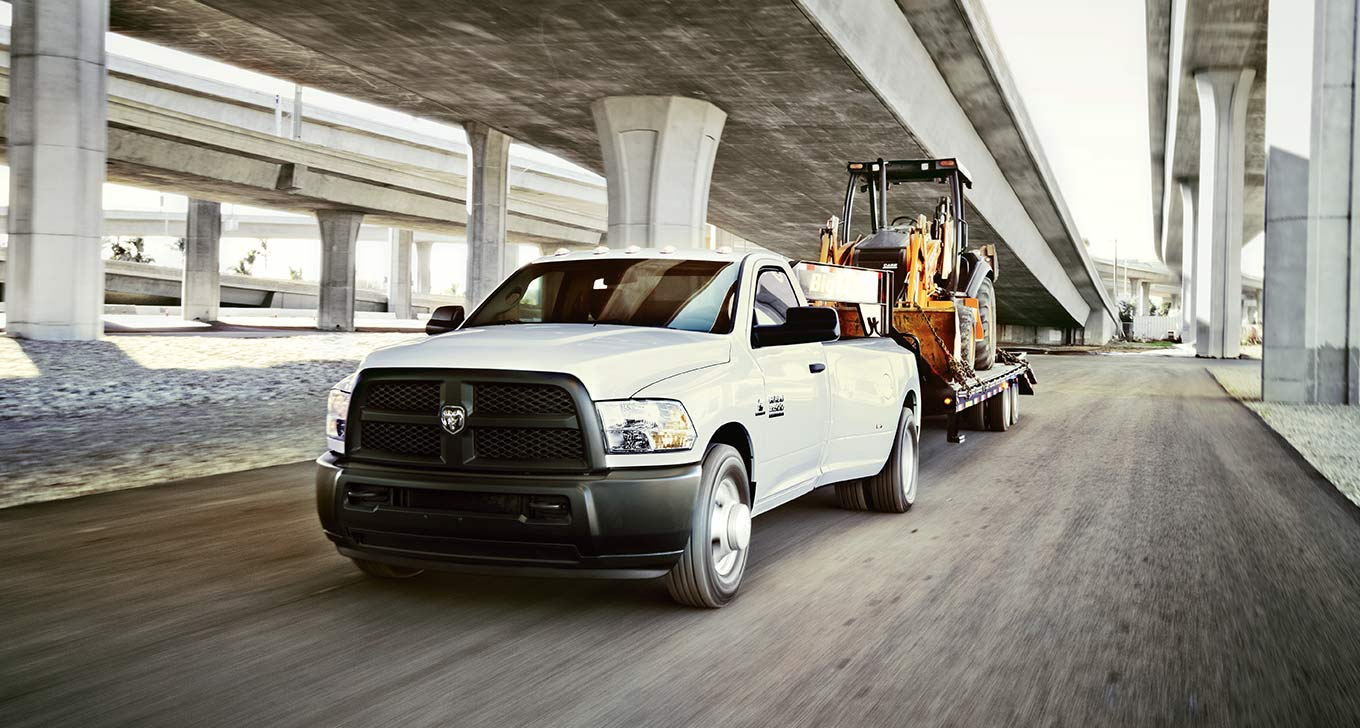New 3500 exterior features