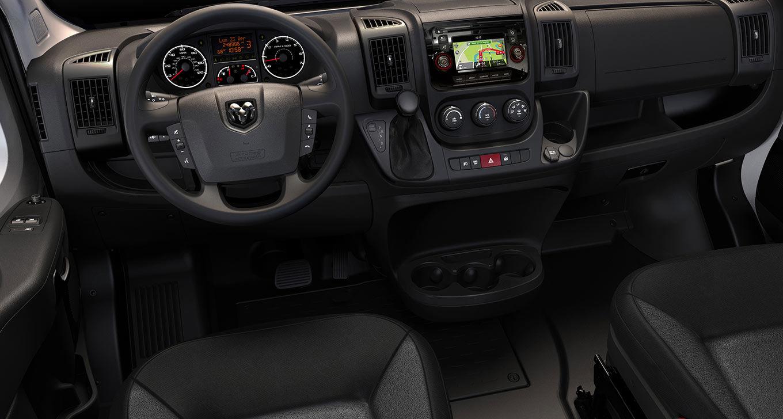 New Ram Promaster 1500 Interior main image
