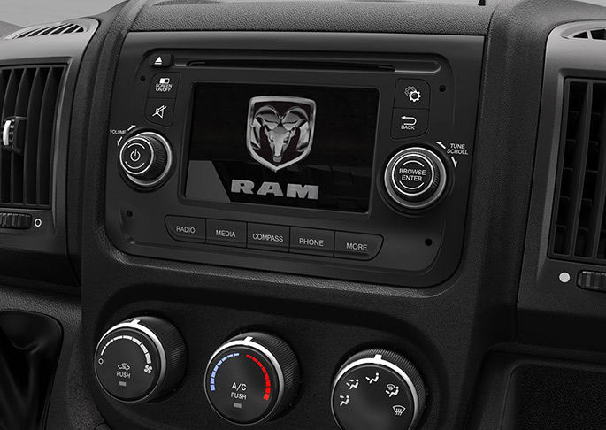 New Ram Promaster 1500 Interior image 1