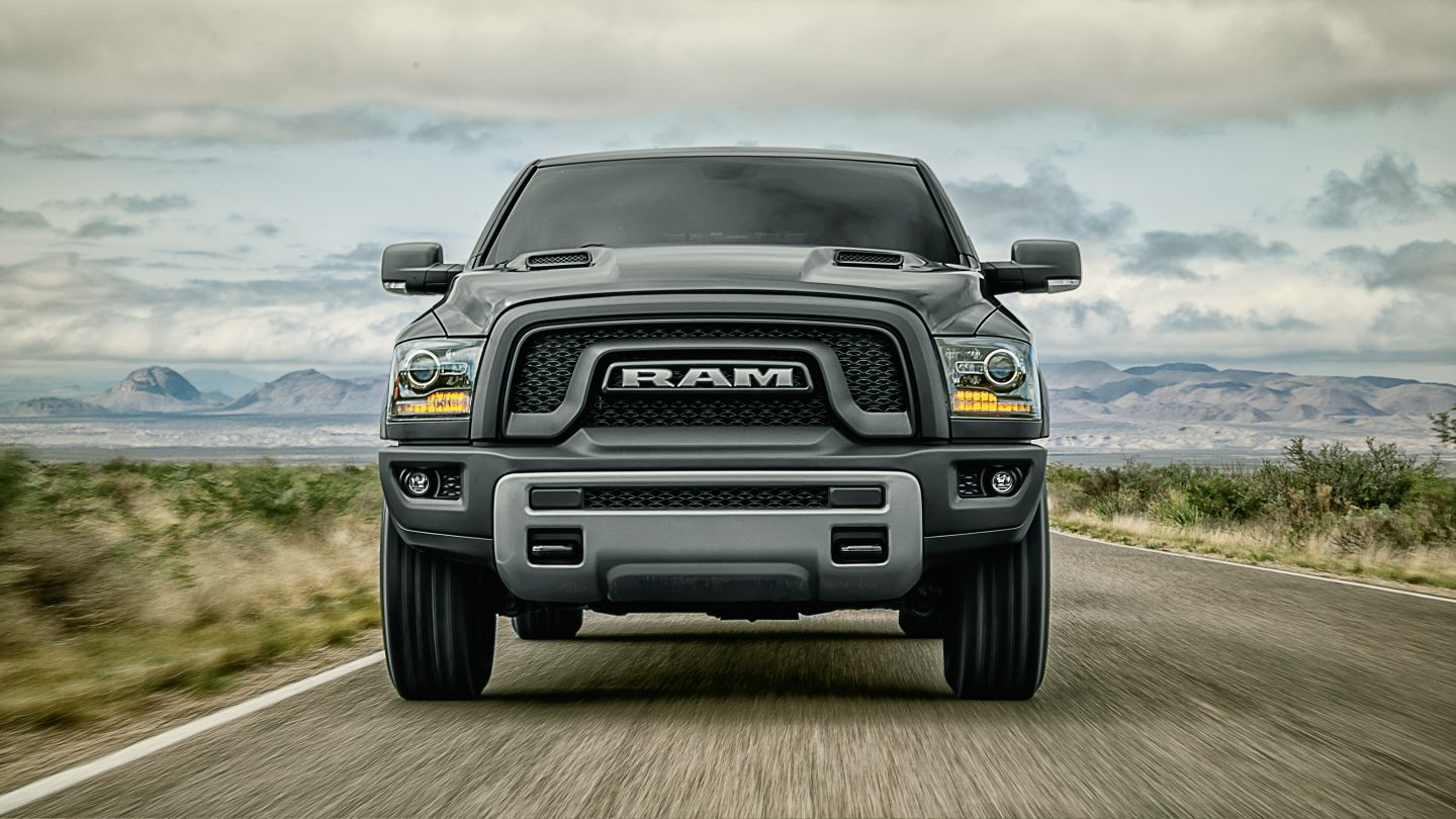 front of ram 1500