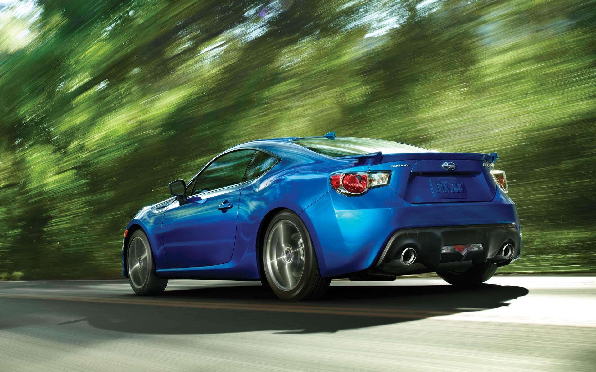 Subaru BRZ Price & Lease Wichita KS