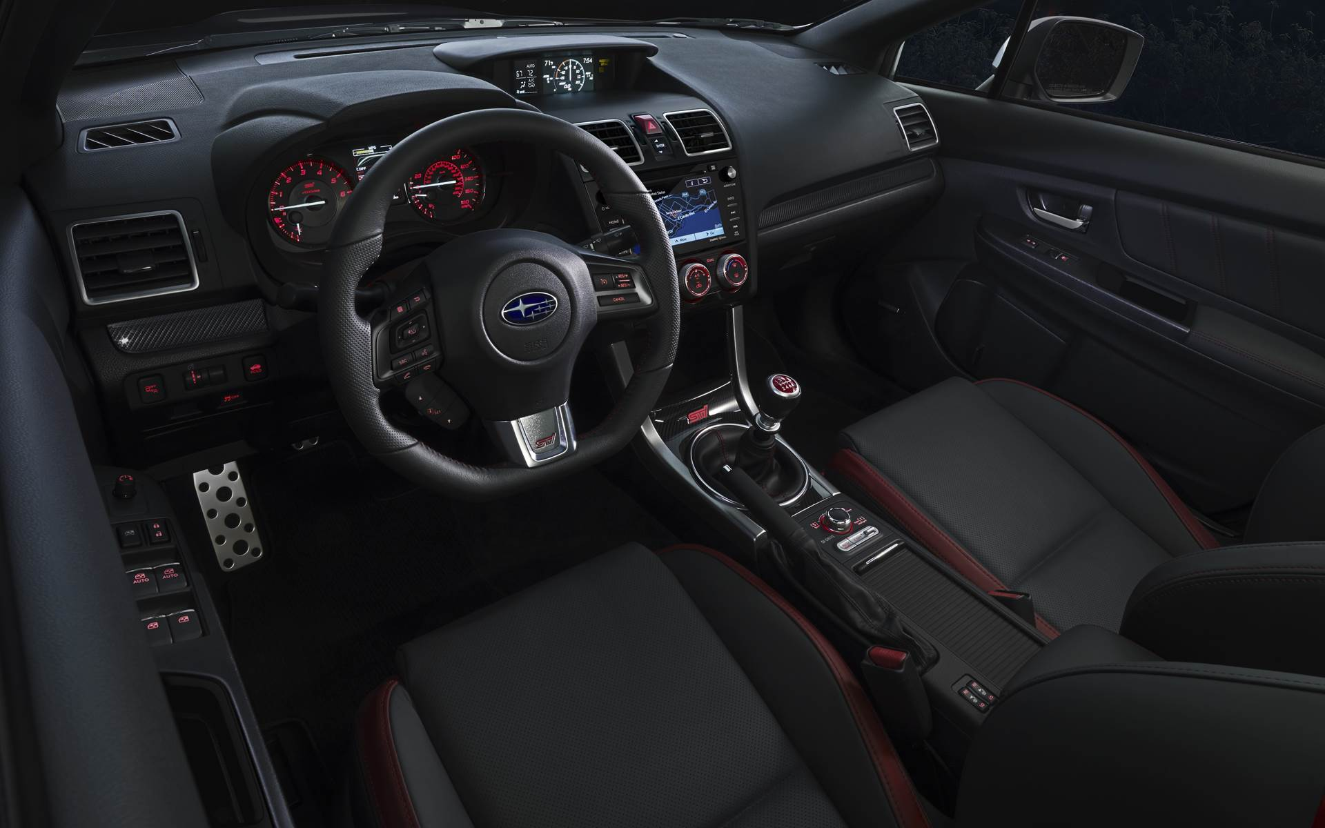 2018 subaru sti interior. perfect interior technology for 2018 subaru sti interior