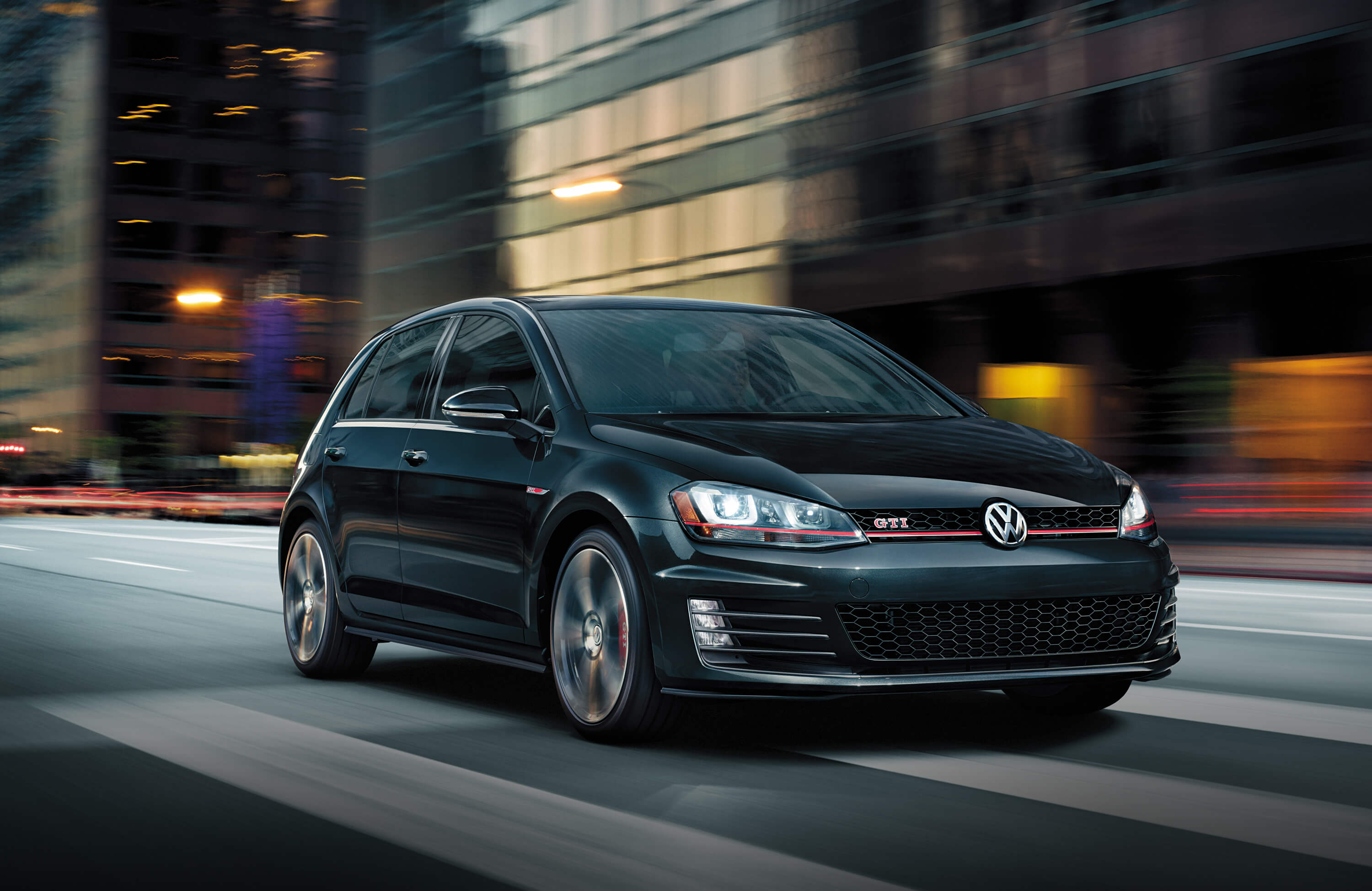 New Volkswagen Golf Gti Lease Deals Amp Finance Offers Van