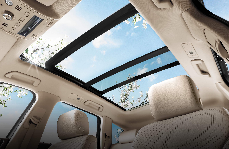New VW Touareg Interior image 1
