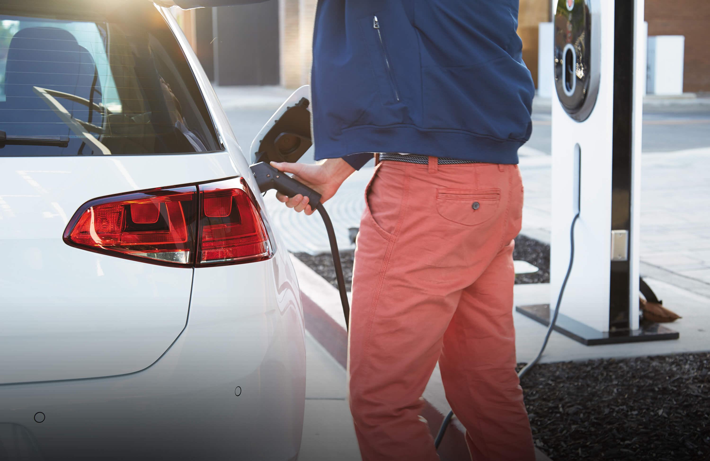 New VW e-Golf Exterior image 2