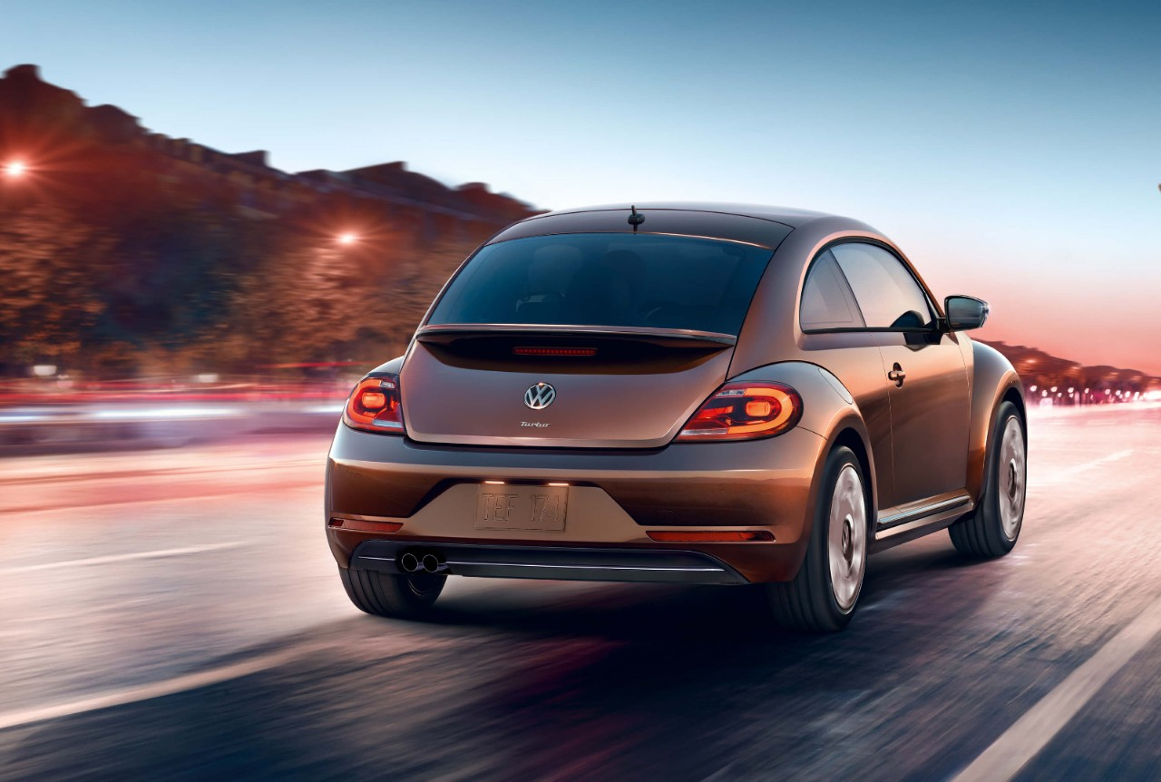 New VW Beetle Coupe Exterior image 1
