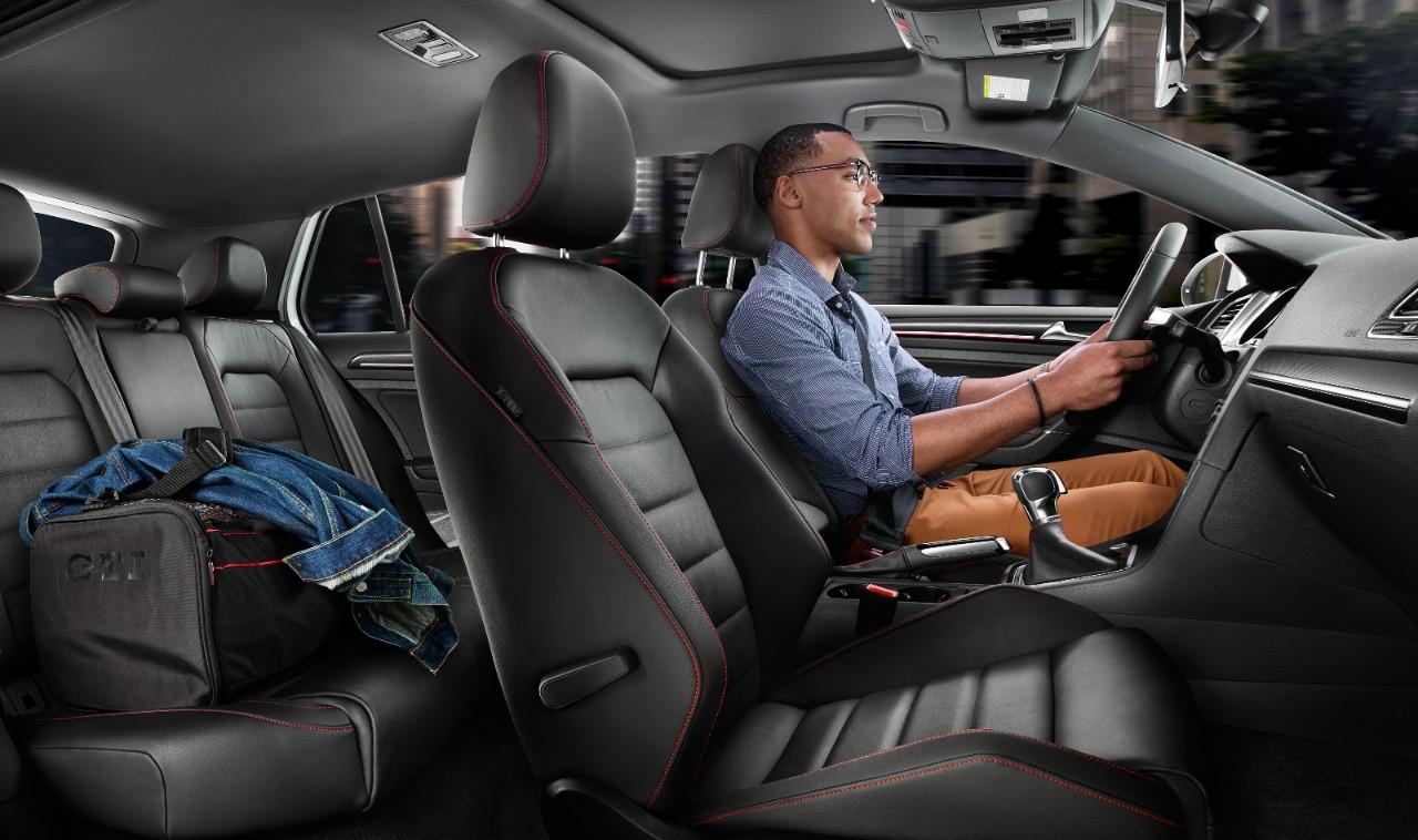 New VW Golf GTI Interior image 2