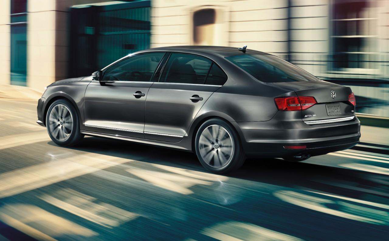 New VW Jetta Exterior main image