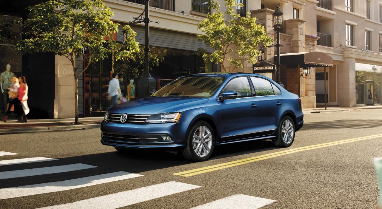 New VW Jetta Exterior image 1