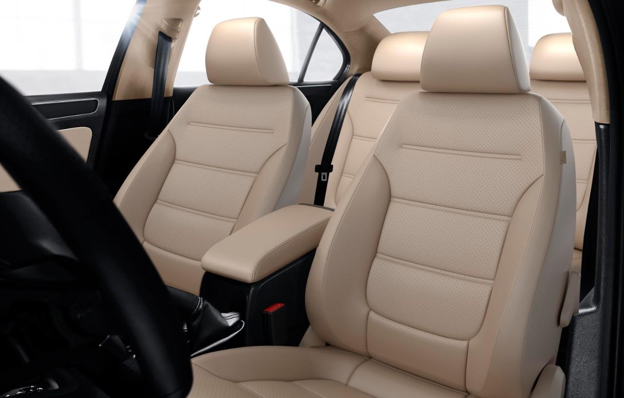 New VW Jetta Interior main image