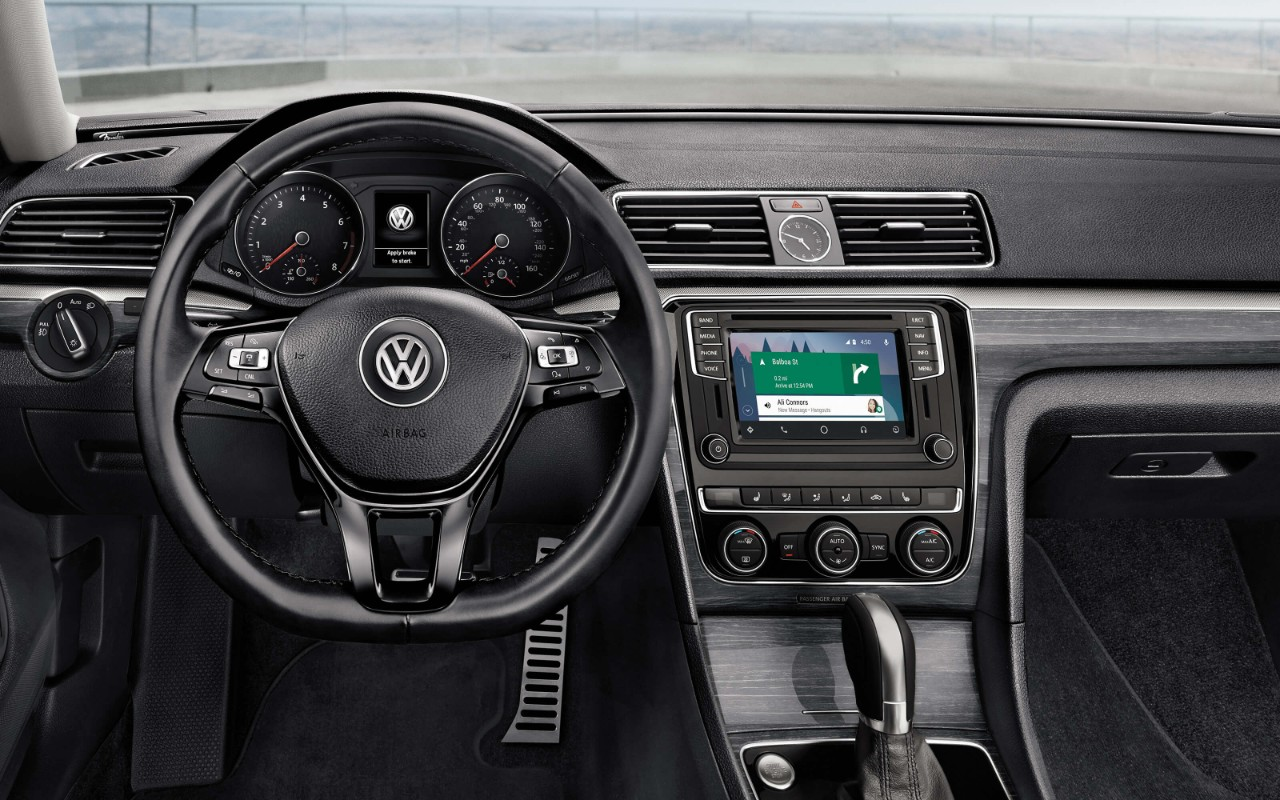 New VW Passat Interior main image