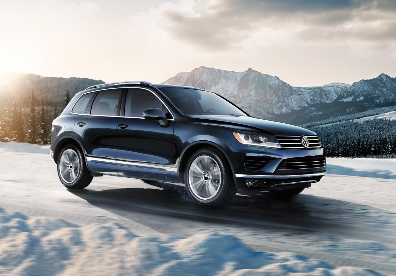 New VW Touareg Exterior main image