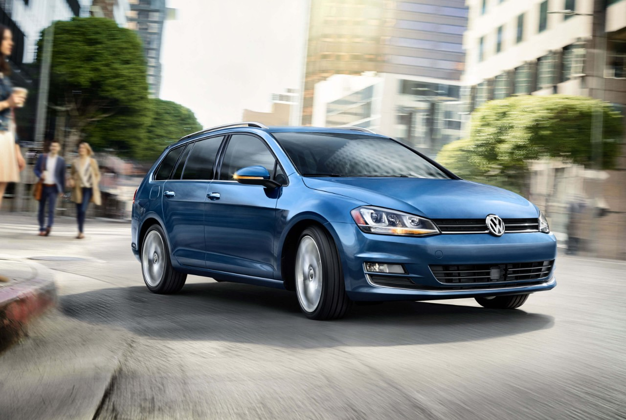 New Volkswagen Golf Sportswagen Lease And Finance Offers South