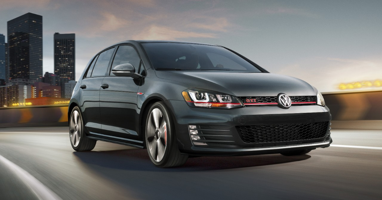 Volkswagon golf lease