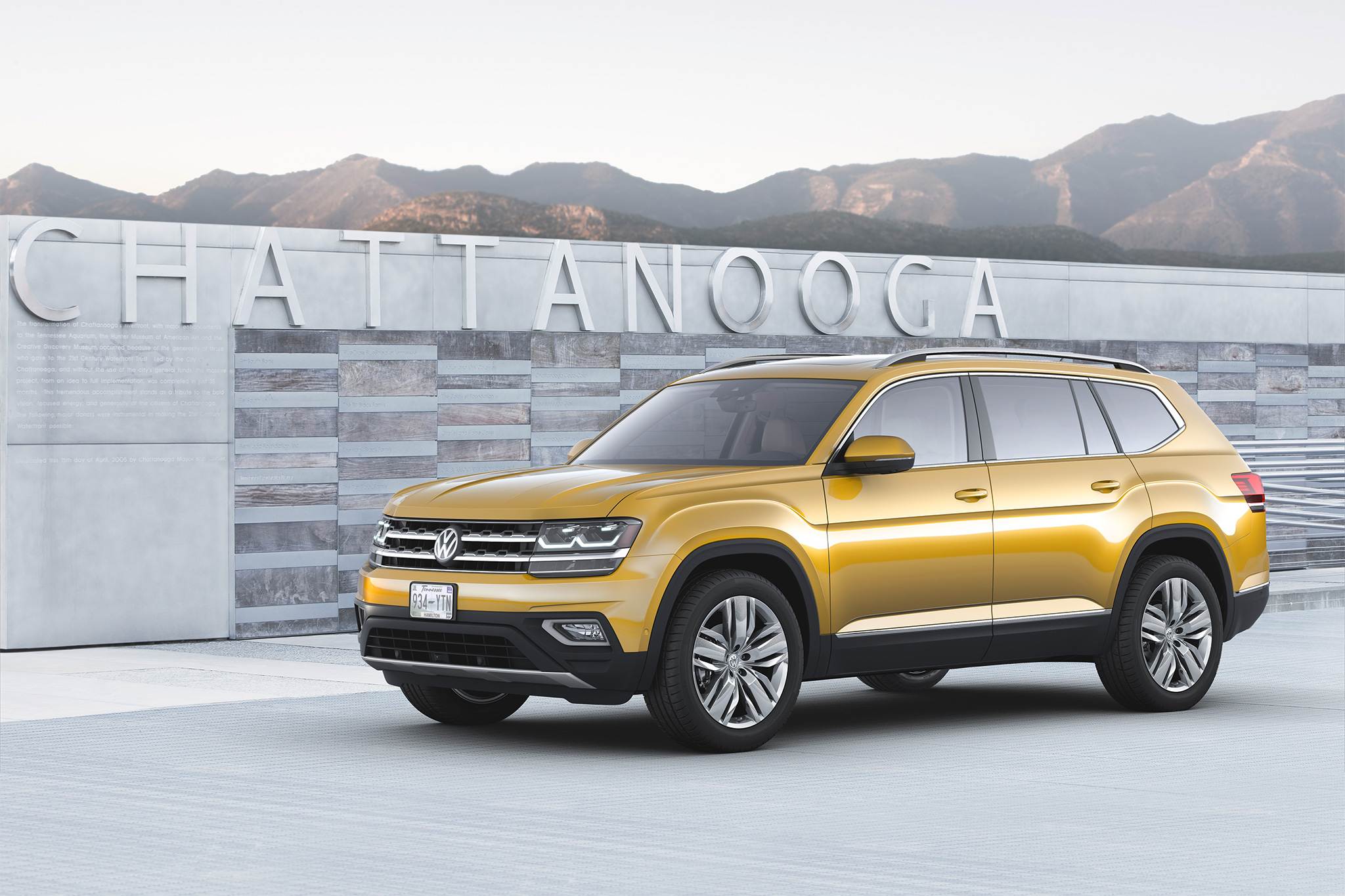 New Volkswagen Atlas Lease Deals & Finance fers Van Nuys CA