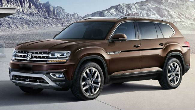 Image result for vw atlas