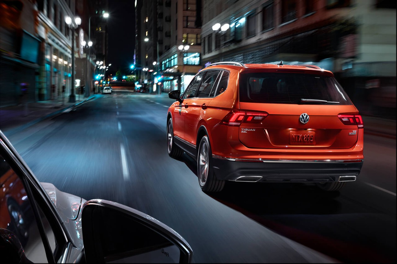 New 2018 VW Tiguan on Sale Now at Volkswagen Van Nuys : crest lighting van nuys - www.canuckmediamonitor.org