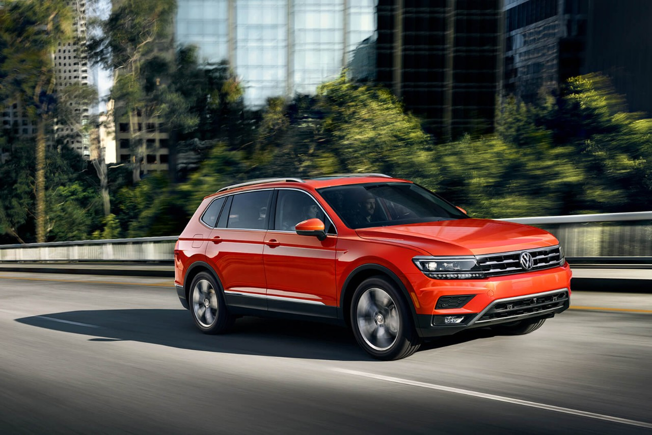 New Volkswagen Tiguan Lease Deals Finance Offers Van Nuys Ca